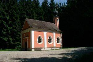 """Kapelle """"Zum Herrgott auf der Wies"""""""