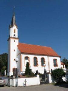 St. Johannes d. Täufer, Bruckbach