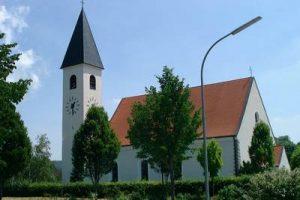 St. Joseph, Unterahrain
