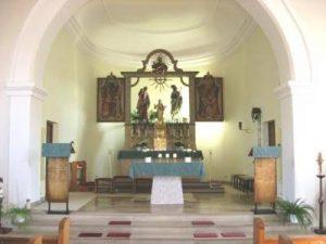 St. Joseph, Unterahrain1